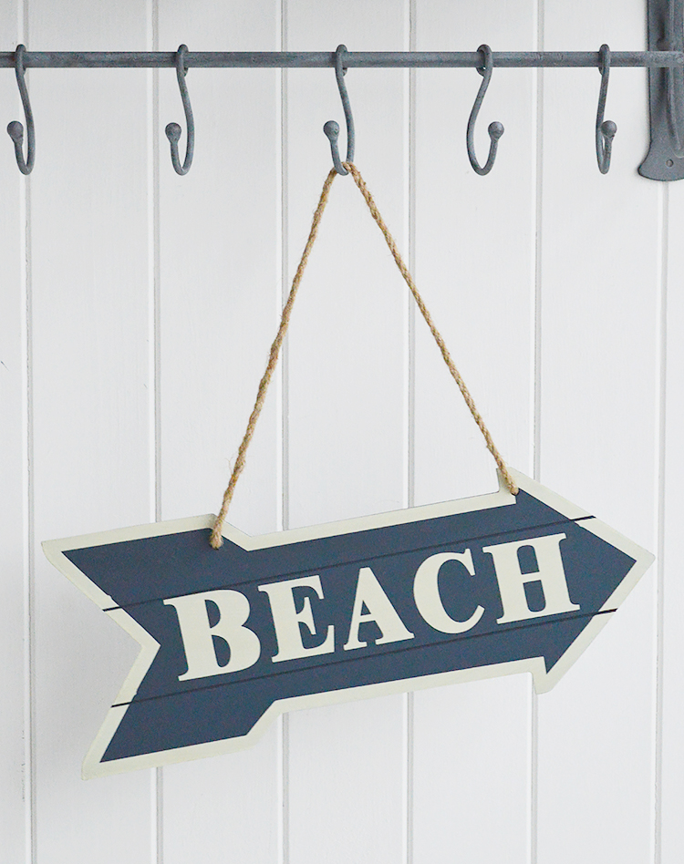 Decorative Coastal Beach Accessories from The White Lighthouse