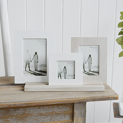 Woodbruy Photo Frames - New England Coastal and Country Furniture and Interiors