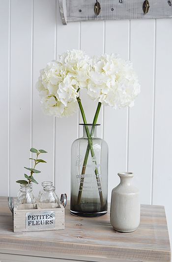 Grey Vases from the White Lighthouse Furniture