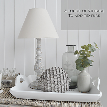 Vintage home decor to