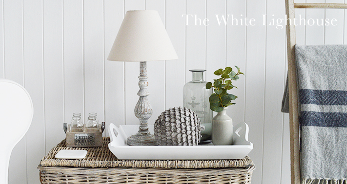 Grey artichoke home decor from The White Lighthouse Furniture
