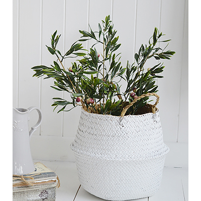 Artificial Olive tree branches branch
