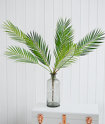 Artificial Green Palm