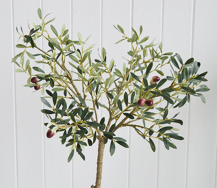 Artificial Realisitic Olive Tree