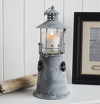 Our favourite! A Lighthouse is a must for a home by the sea