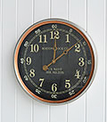 Boston Naval Clock for New England and coastal homes
