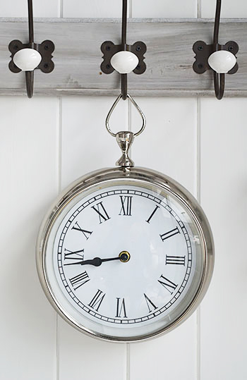 pocket watch wall clock chrome wall clock new furniture and accessories 11132