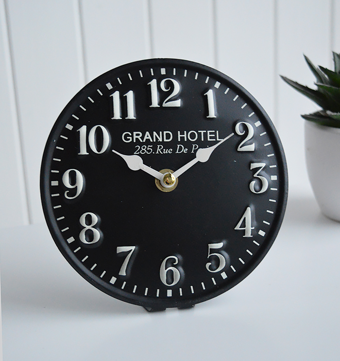 Vintage style French Mantel Clock