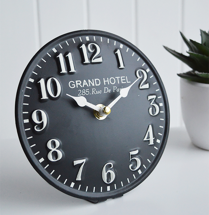 French Vintage Style Clock