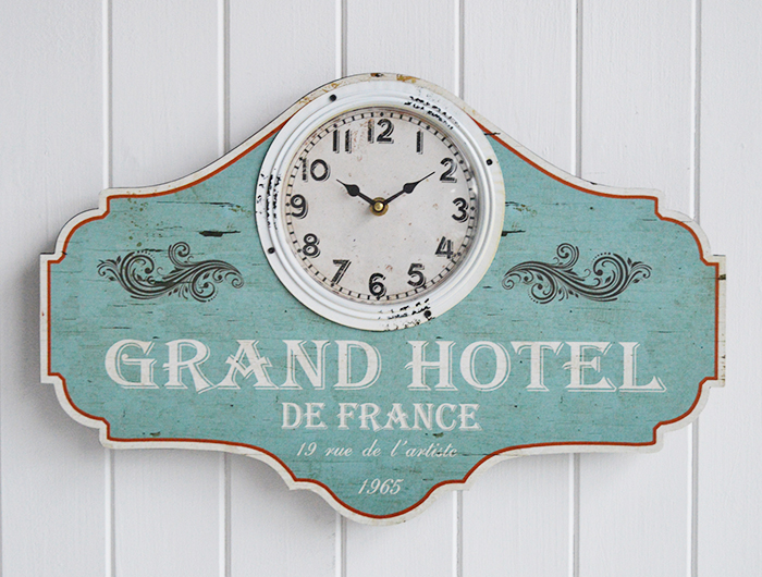Vintage French Style Clock