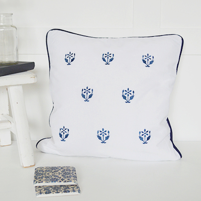 New England Cushions Curtains And Bedding The White