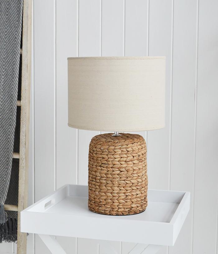 Nautical table lamp Table lamp Coastal