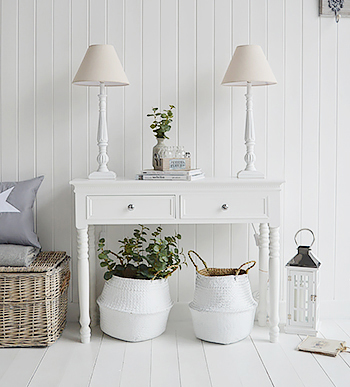 White Furniture for the home