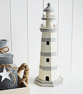 Decoratie lighthouse in New England, Coastal, Country and White interiors