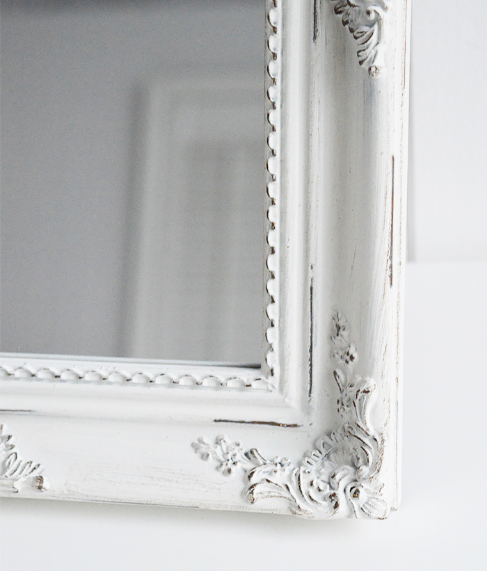 Freestanding Marseille Dressing Table Mirror
