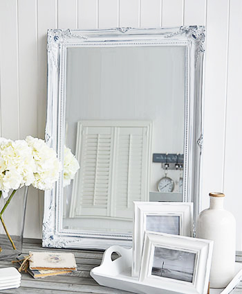 The White Lighthouse Mirrors, Dressing Table and Mirror
