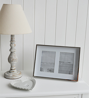 The White Lighthouse Photo Frames