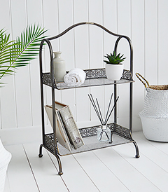 Provence Freestanding Shelf Unit
