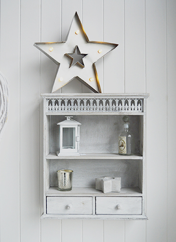 Silver Light Star Battery Operated
