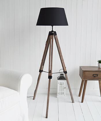 Scandi Tripod Floor Lamp