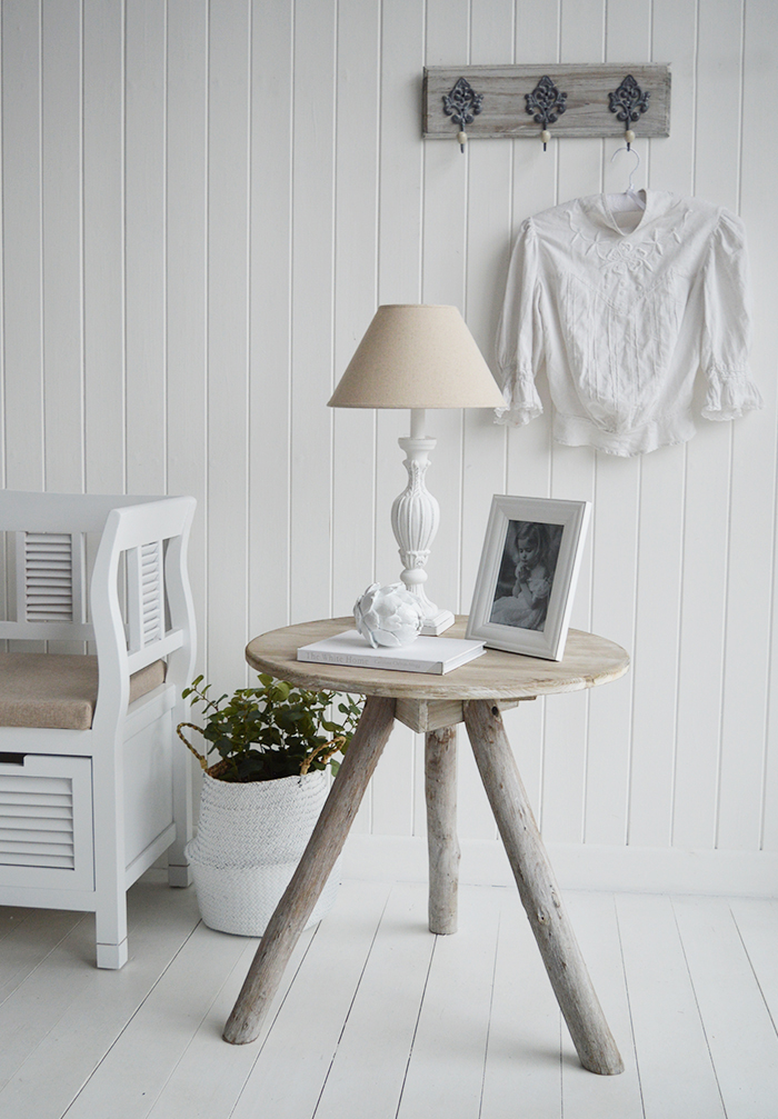 White home decor accessories from The White Lighthouse