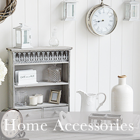 White Home Accessories