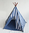 New Hampshire Play wigwam tent