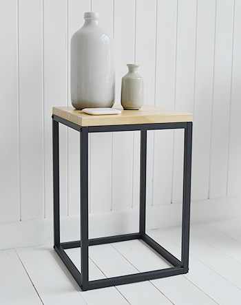 The Brooklyn side lamp table