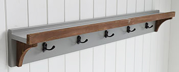 Coat hooks and racks in all sizes