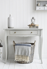 New Hampshire grey dressing table