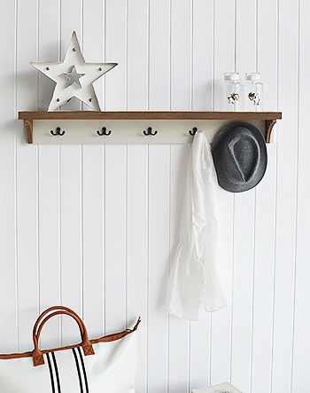 Brunswick Coat Rack