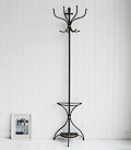 Wall  mounted Bentwood Coat Stand