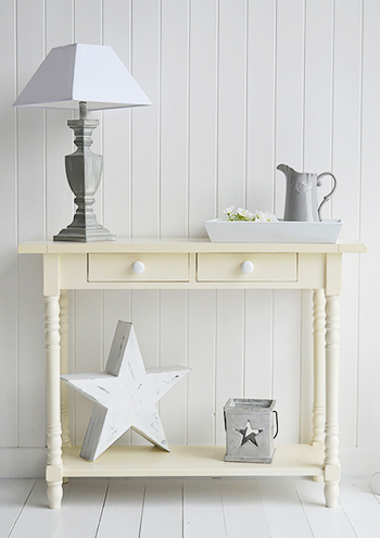 Cream Console Table exellent small cream console table hallway with o to decorating ideas