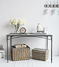 Maison Gray large console table