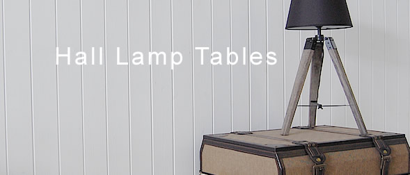 Antique white lamp tables the white lighthouse hall furniture white lighhtouse lamp tables range of large and small tables for hallway with storage aloadofball Choice Image