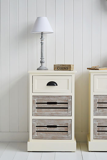 Norfolk Cream Lamp Table For Hall And Living Room Furniture