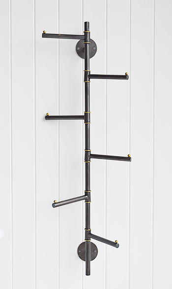 Portsmouth coat rack. Storage solution for small hall storage