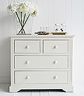 Rockport Ivory Chest of drawers