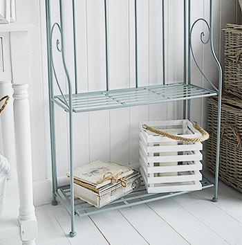 St Malo Grey Coat Rack for hallway storage furniture