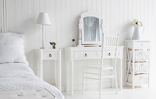 The White Lighthouse white bedroom furniture