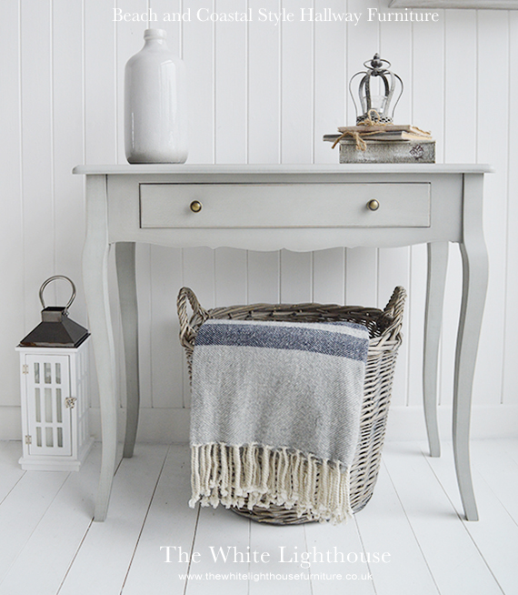 Beach and Coastal Style UK Hallway Furniture for your living room ,bedroom, hallway and bathroom