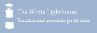 The White Lighthouse Furniture. White, New England, Coastal, Beach House Cottage and Countyr home interiors and design UK