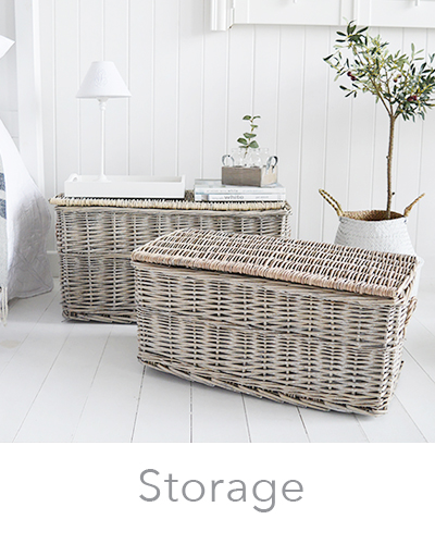 Bedroom storage solutions for creating a relaxing bedroom