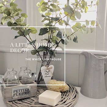 Range of home decor accessories for beautiful homes for all styles of interiors - coastal, New England, Scandi, french, country and shabby chic