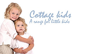 Cottage Kids - Ranges for the little ones, bedroom furniture including bedside tables, dressing tables in white