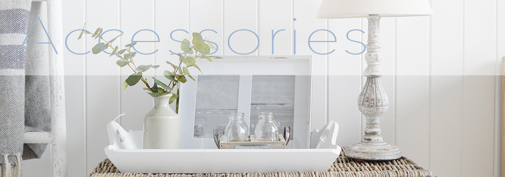 The White Lighthouse Home Decor and accessories. Ideas on how to make your home beautiful in New England, Coastal, French and Scandi style