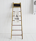 Tea Towel ladder for the kitchen