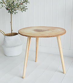 Hartford Scandi Nordic style side table