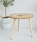 Hartford nordic scandi style lamp table