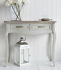 Bridgeport Grey Console Table